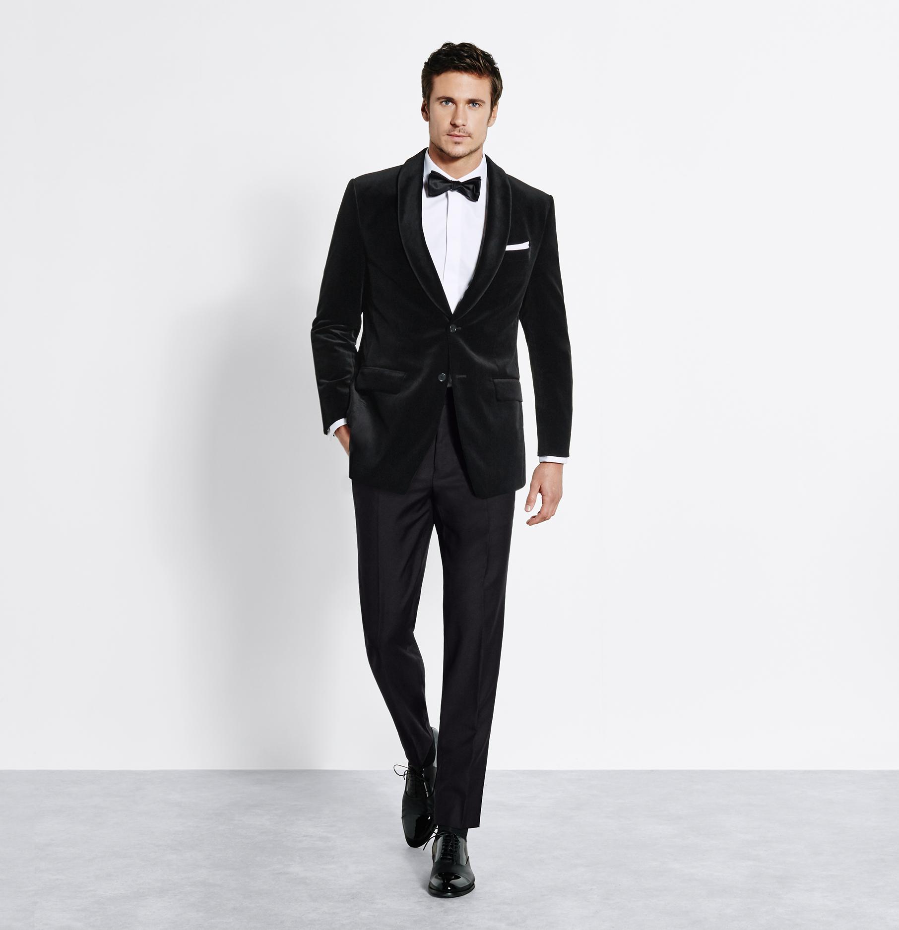 black tuxedo velvet jacket tuxedo | the black tux BAPWTUG