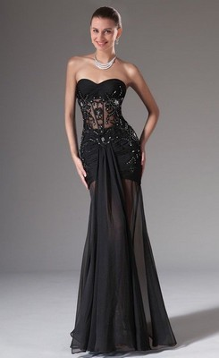 black wedding dresses sexy black ruched beaded cocktail party dress black wedding dress KLEKGBO