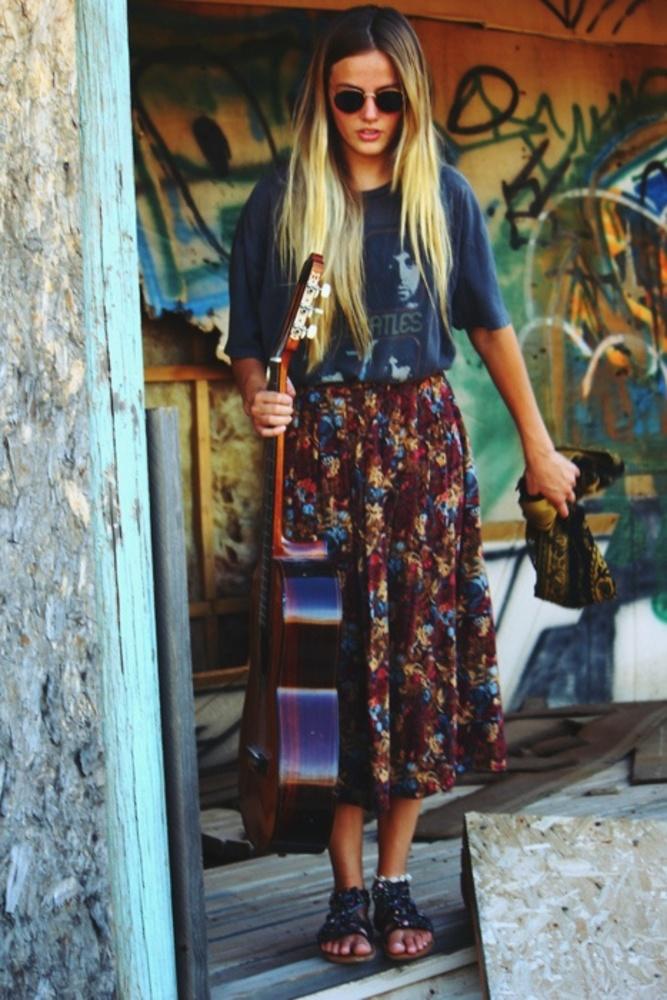 boho style how to style: boho chic 2017 DPHQGQU