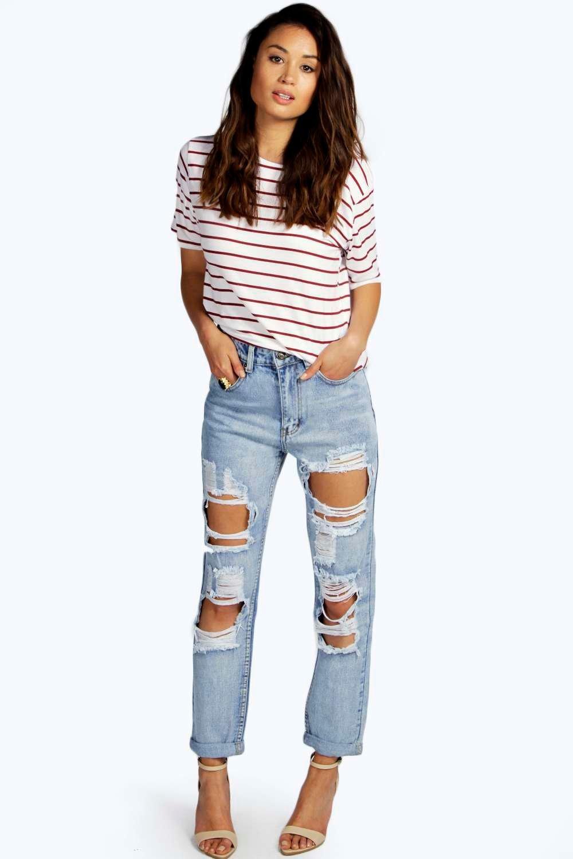 boyfriend jeans hover to zoom FZTIQSU