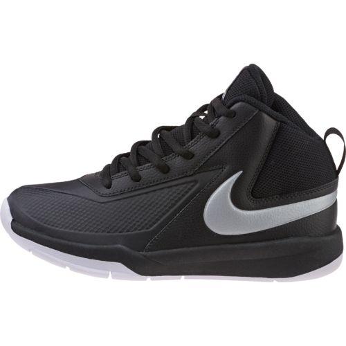 boys nike shoes nike boysu0027 team hustle d7 basketball shoes ELCBDAA