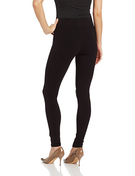 brown leggings hue womenu0027s ultra legging with wide waistband at amazon womenu0027s clothing  store: leggings pants PYUIVLG