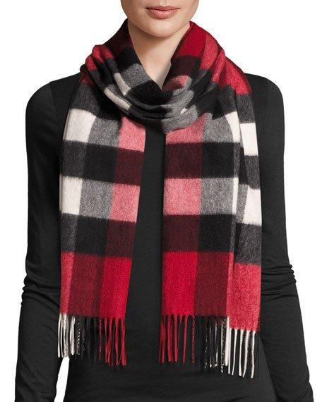 Advantages of cashmere scarves