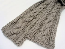 cable knit scarf best 25+ cable knit scarves ideas on pinterest | cable knit, cable knitting  and RLWEIOC