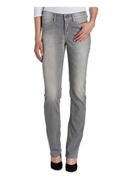 cambio jeans cambio cambio piper slim long jeans - grey ... OKWUNAA