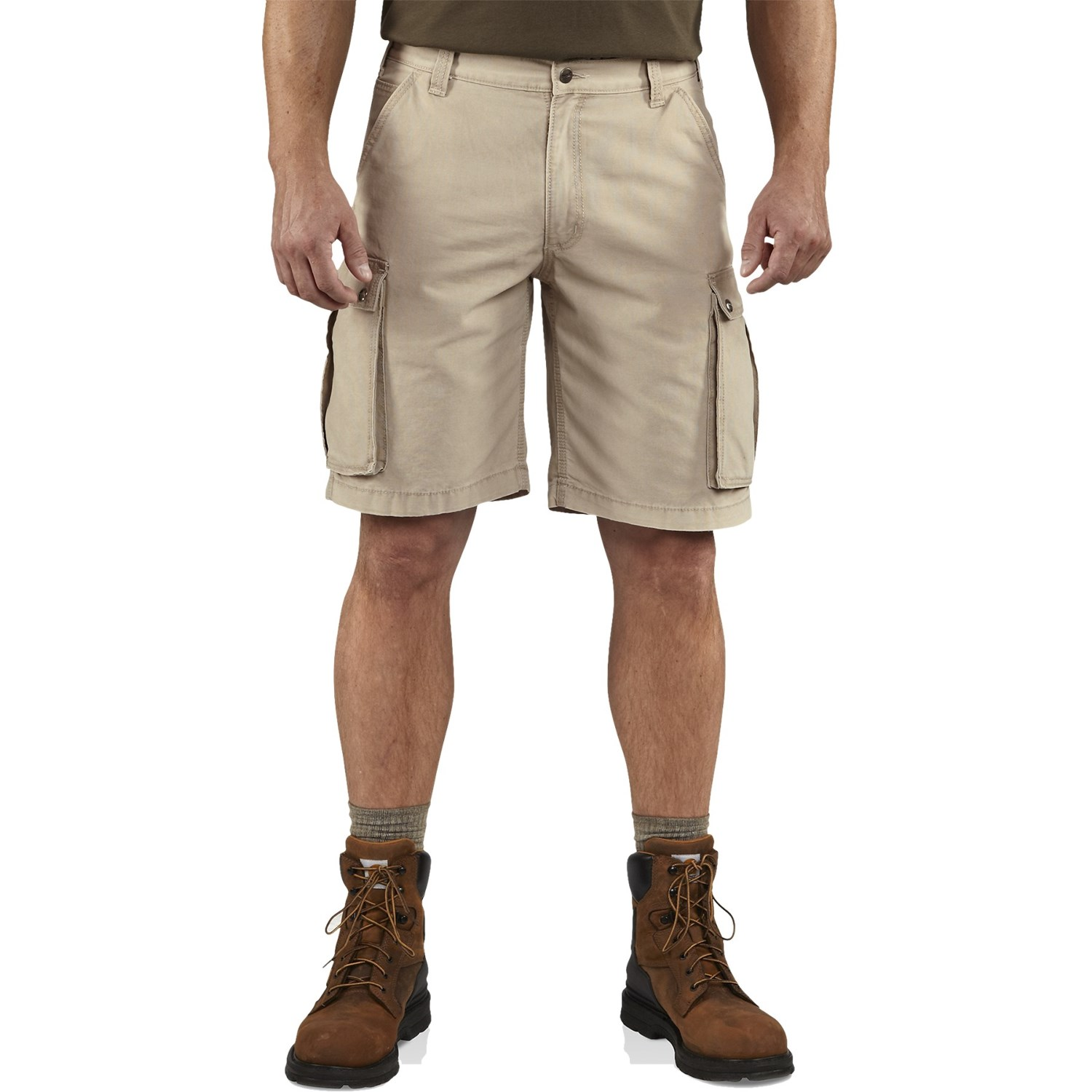 cargo shorts for men carhartt rugged cargo shorts - factory seconds (for men) LVWWOSI
