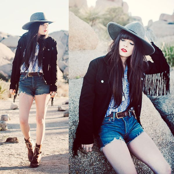 casual cowgirl outfit JJLSWMX