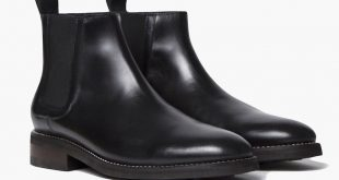 chelsea boot duke | black AEODMTS