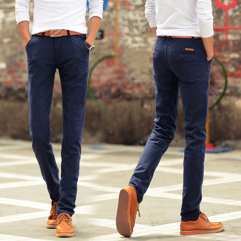chinos for men 3 colors new arrival men pants slim fit casual brand pants mens chino pants CIRDZPX