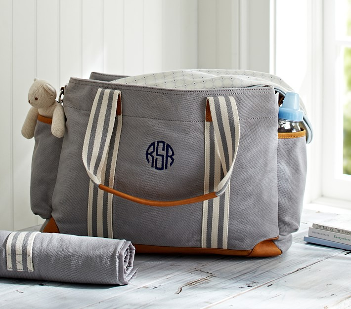 Handle your baby and use diaper bags