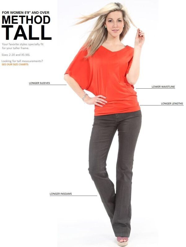 clothes for tall women style tip for tall women #fashion #trusper #tip MVUCPTD