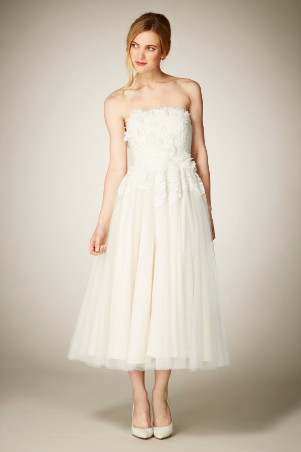 coast wedding dresses ellerie bandeau dress coast OKIFVCN