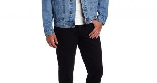 coats for men menu0027s rugged wear unlined denim jacket MXLUJRP