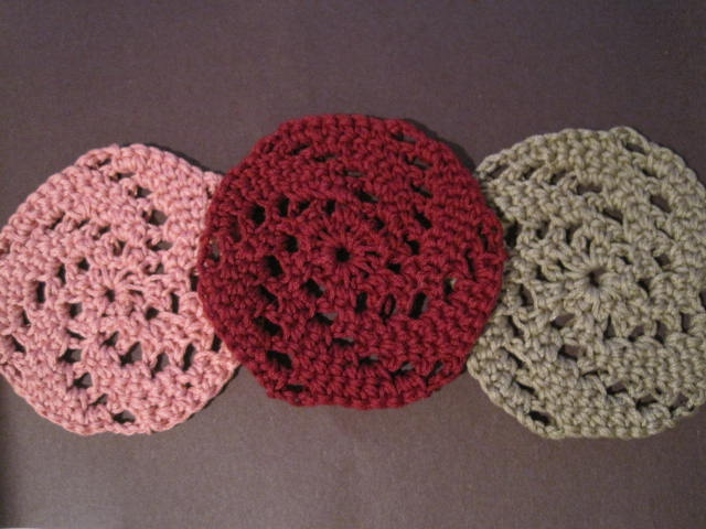 cool crochet patterns crochet coaster pattern ideas TDVHHMV