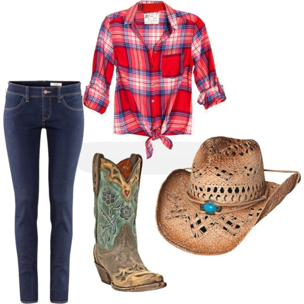 cowgirl outfit cowgirl/country girl outfit DCKYZAI