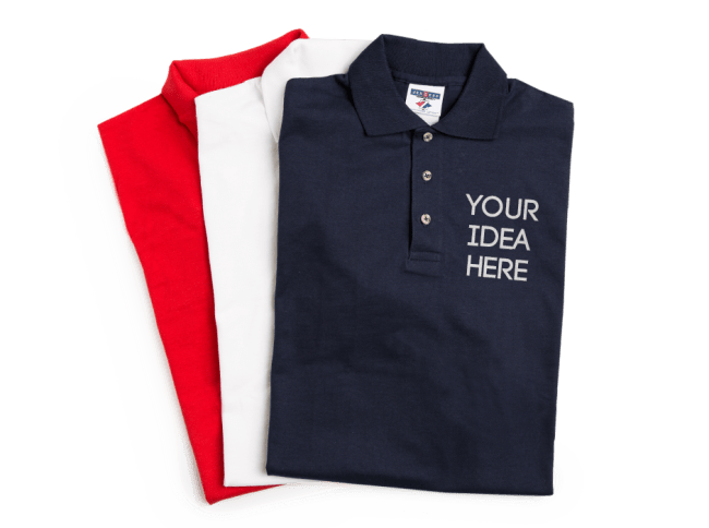 create custom polo shirts TYPZYWR