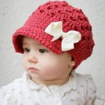 Crochet baby hats – pass it through generation