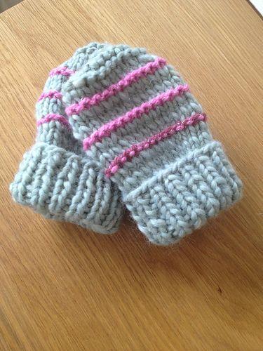 crochet baby mittens ravelry: easy knit baby mittens pattern by marianna mel URLMYSV