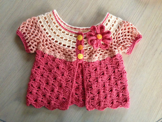 crochet baby sweater like this item? FUUYHKU