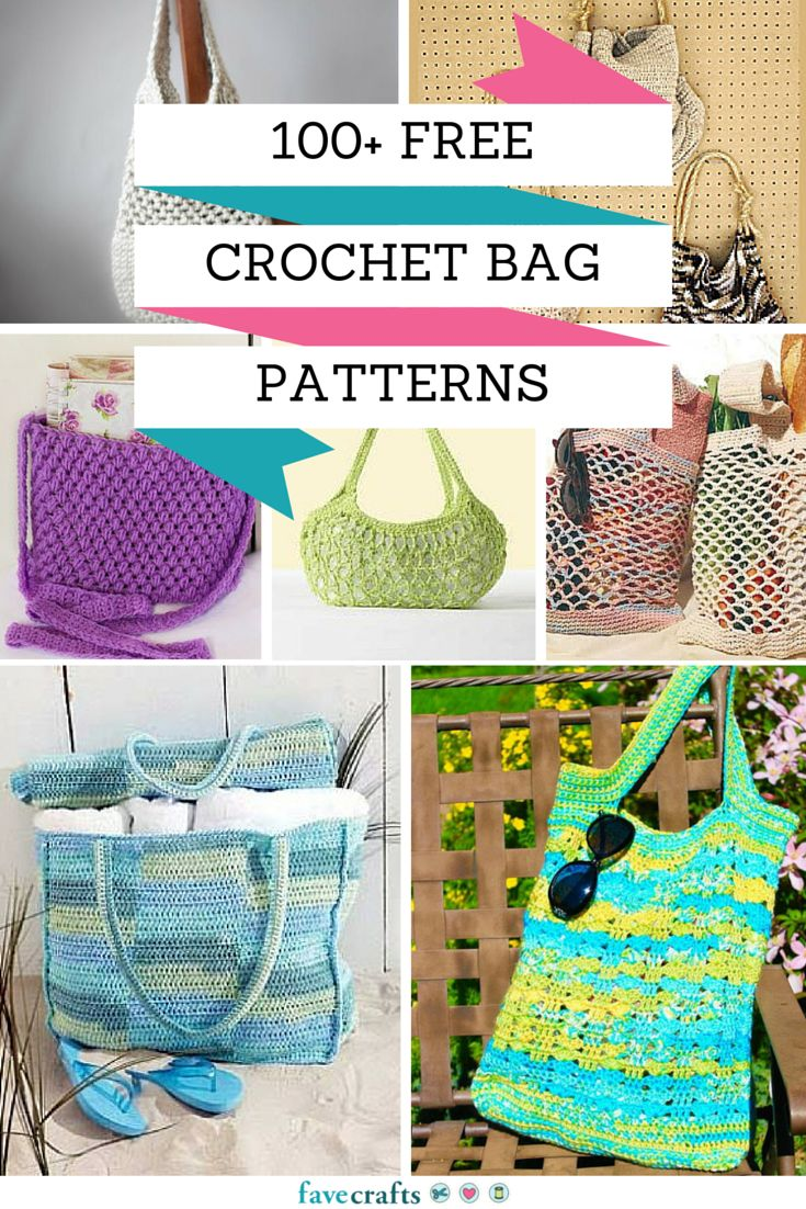 crochet bag pattern 100+ free crochet bag patterns - check out our full collection of crochet  bag ZELZPZA