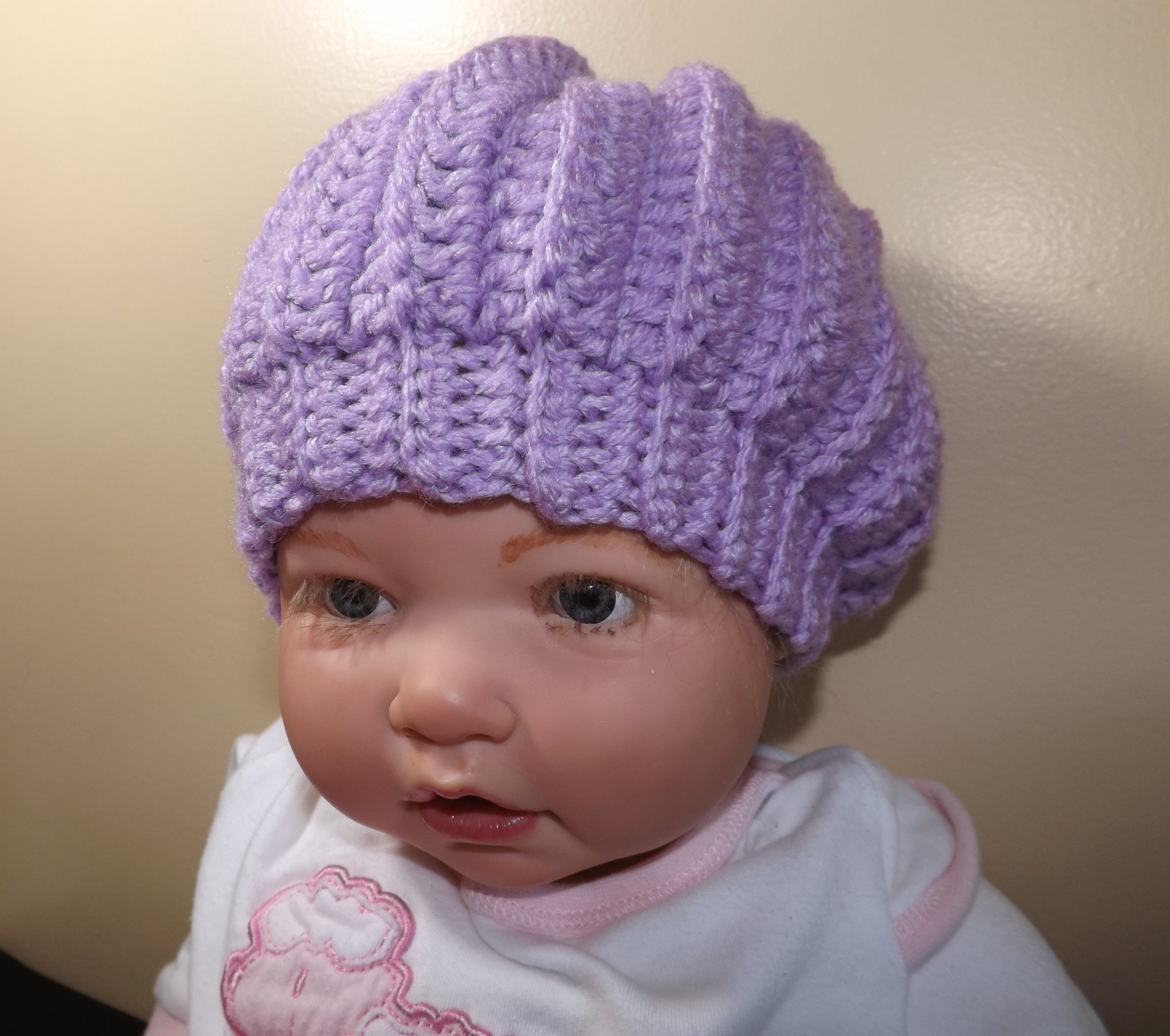 Crochet cap for babies crochet baby hat - with ruby stedman - youtube QUOMRNL
