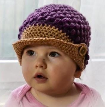 Crochet cap for babies crochet cap for baby girl boy CSTCJNW