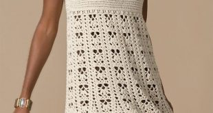 crochet dress pattern by gayle bunn ZXTDBKA