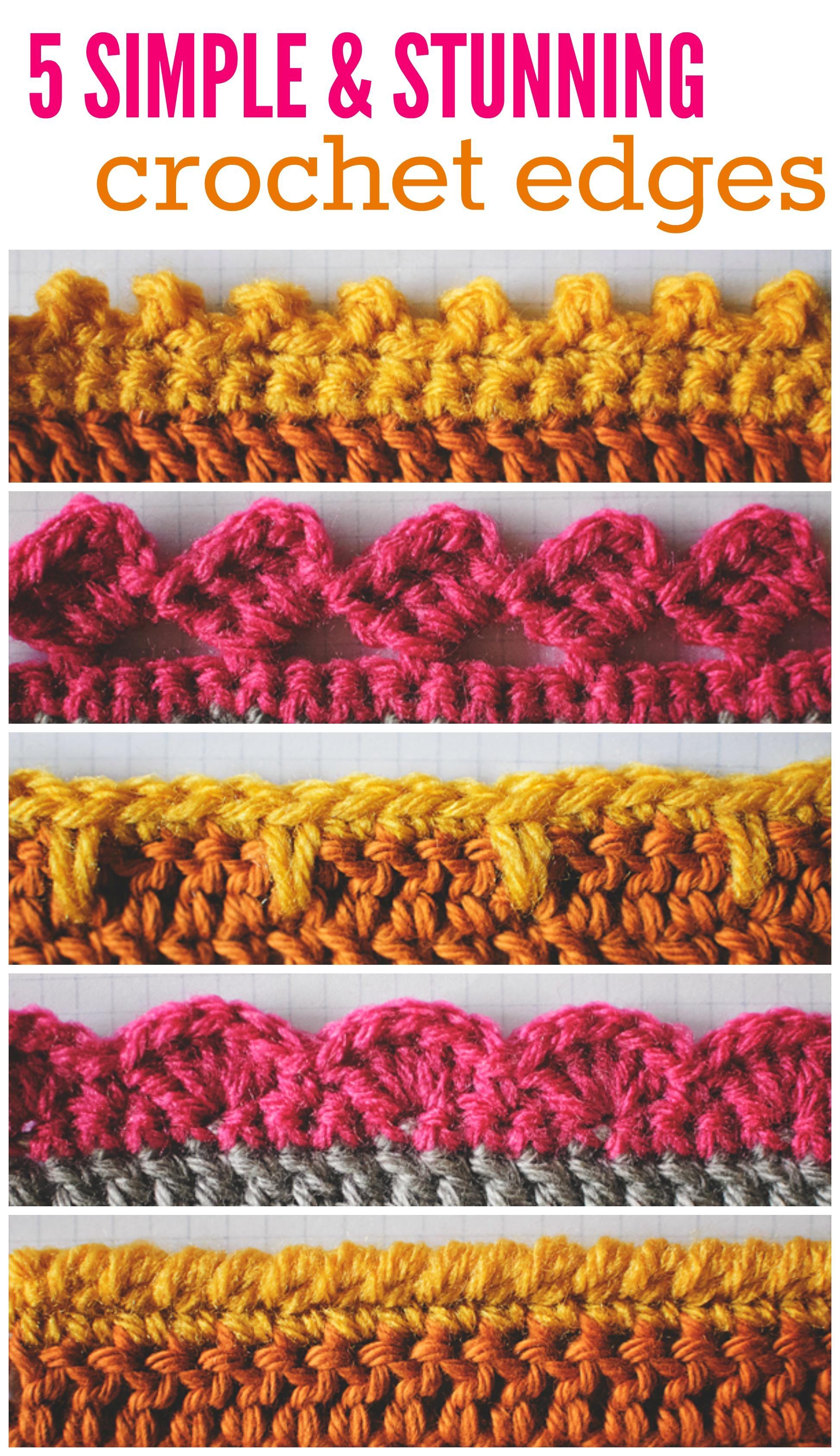 crochet edging crochet edge pinterest HNURTTG
