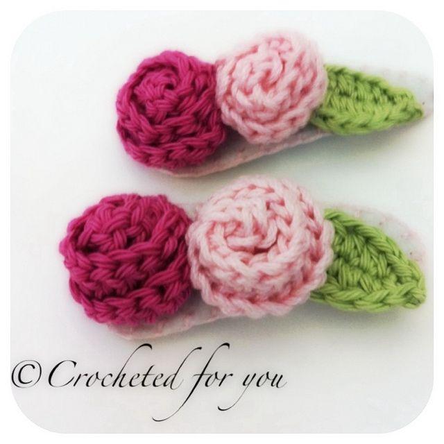 crochet hair accessories crochet hair clip | crochet hair clips | flickr - photo sharing! JGGHMYD