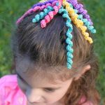 Fantastic crochet hair accessories you must have for summertime