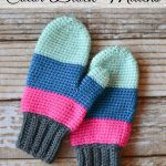 Importance of crochet mittens
