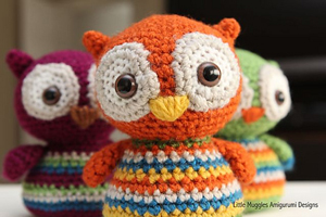 crochet owl pattern canu0027t get enough of these free crochet owl patterns! roundups on moogly! YHSVLQH