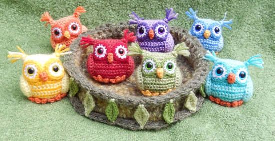 crochet owl pattern crochet baby owls pattern KVMNTKV