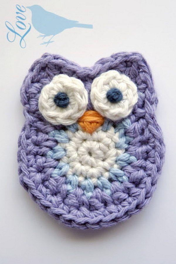 Amigurumi owl keychain pattern - Amigurumi Today   899x600