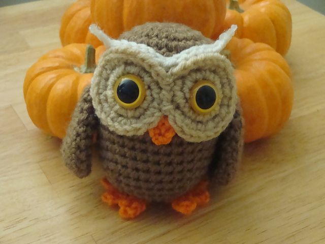 You'll Love these Amigurumi Owl Crochet Patterns | 480x640