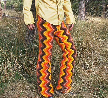 crochet pants ellers disagrees that his crochet creations are inherently unwearable. u201ci  have several pairs and ZAKOOMR