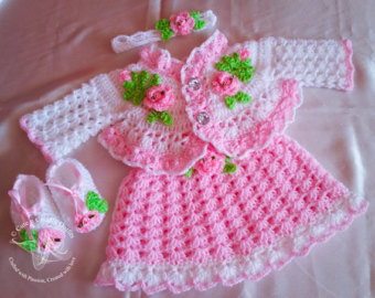 crochet patterns, baby crochet patterns, crochet baby dress patterns, baby  dresses, baby VDABZKO