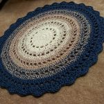 Your guideline to crochet rug patterns