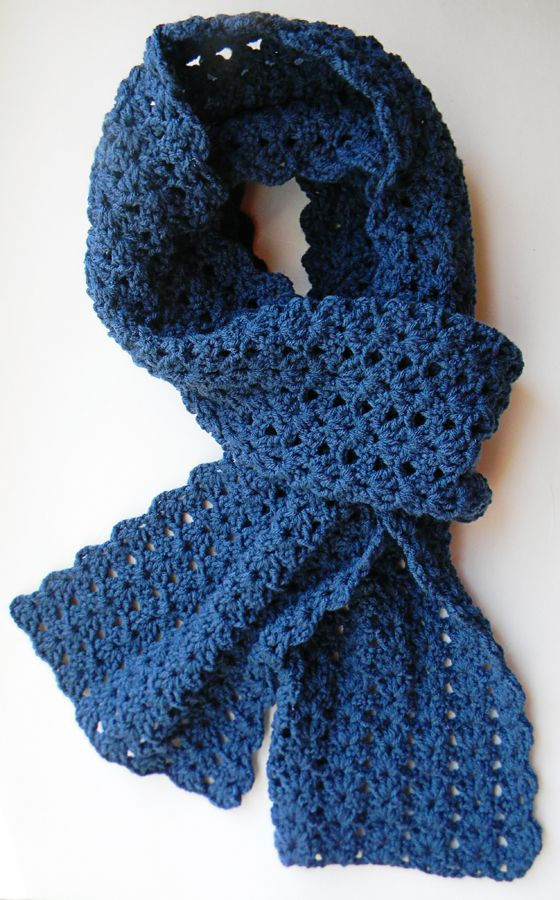 crochet scarf scarf pattern found here mousenotebook. crocheted scarf ... MAUXXSC