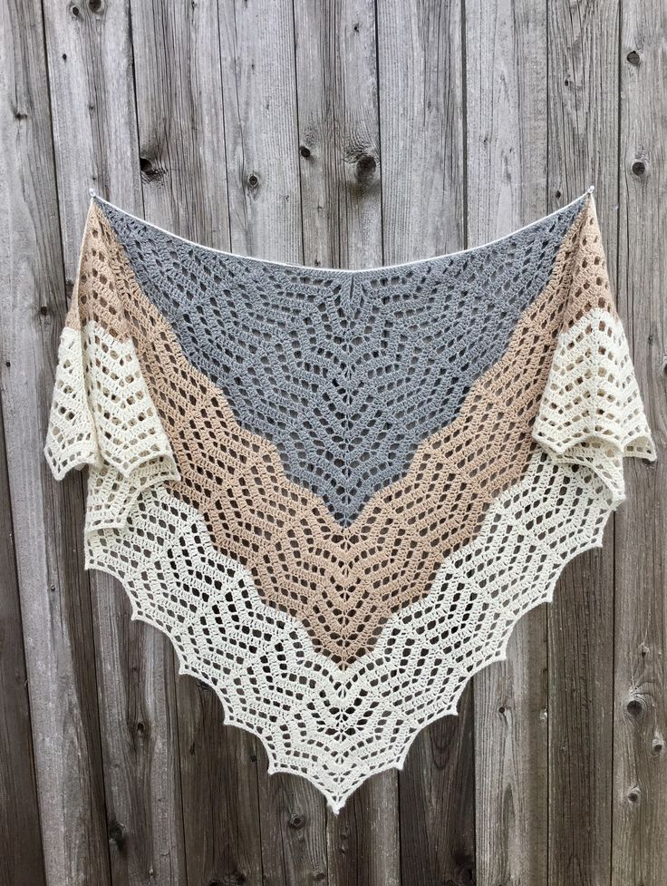 Things you should know about crochet shawl