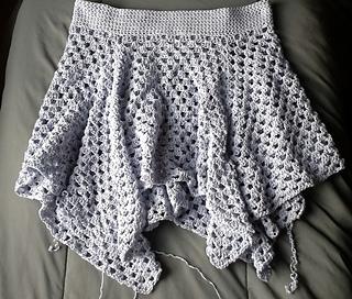 crochet skirt pattern LJRRDFW