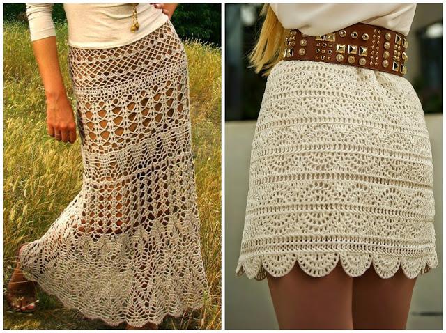crochet skirt pattern skirt 3 skirt 4 QMECSGY