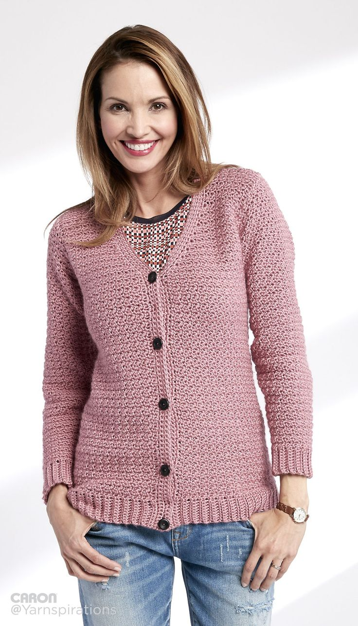 Crochet sweater patterns for your loved ones
