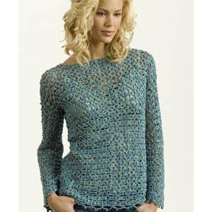 crochet sweater patterns ladiesu0027 tunic crochet pattern in muse by s. charles collezione TPROEHS