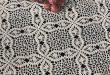 crochet tablecloth pattern hand crocheted tablecloth MGITQET