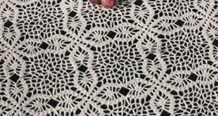 crochet tablecloth pattern hand crocheted tablecloth MGITQET