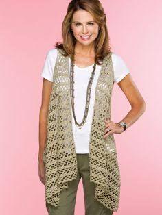 crochet vest pattern free - buscar con google http://www.99wtf. CZZAJDK