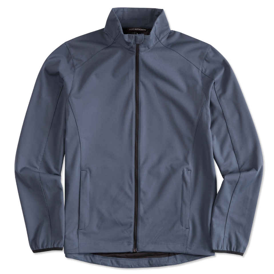 custom jackets custom port authority lightweight active soft shell jacket - design soft  shell jackets online JLCVBLJ