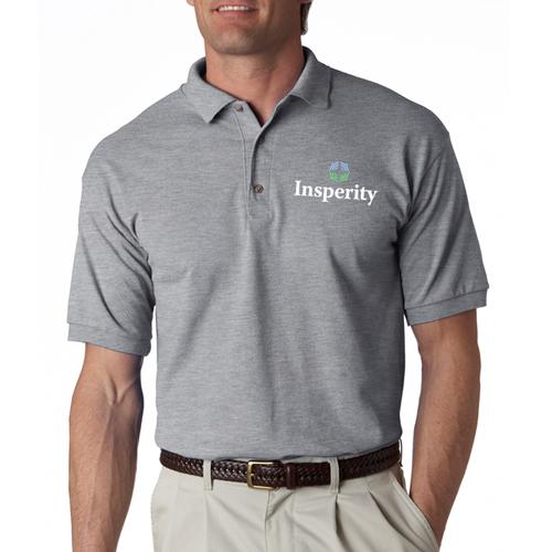custom polo shirts custom printed gildan ultra cotton adult jersey polo shirts - short sleeve NHDLCEF