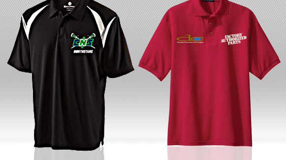 Custom polo shirts for sports carnival